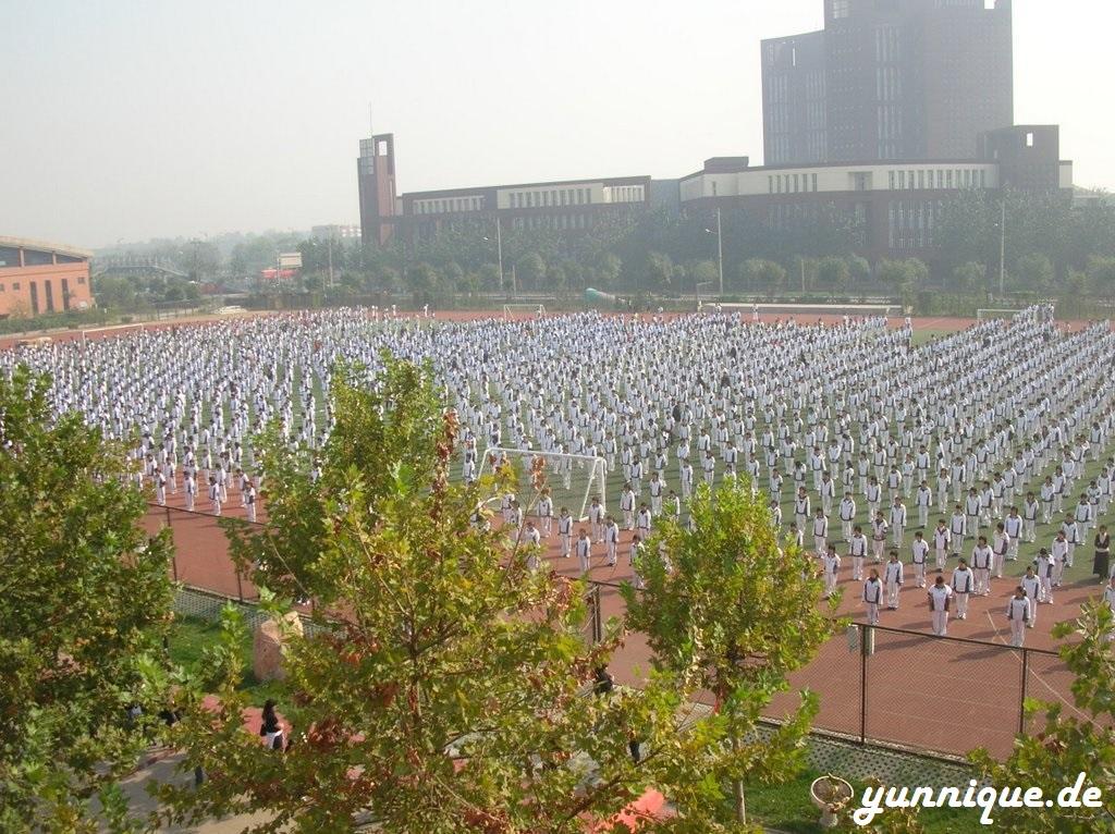 Mittelschule in Tianjin
