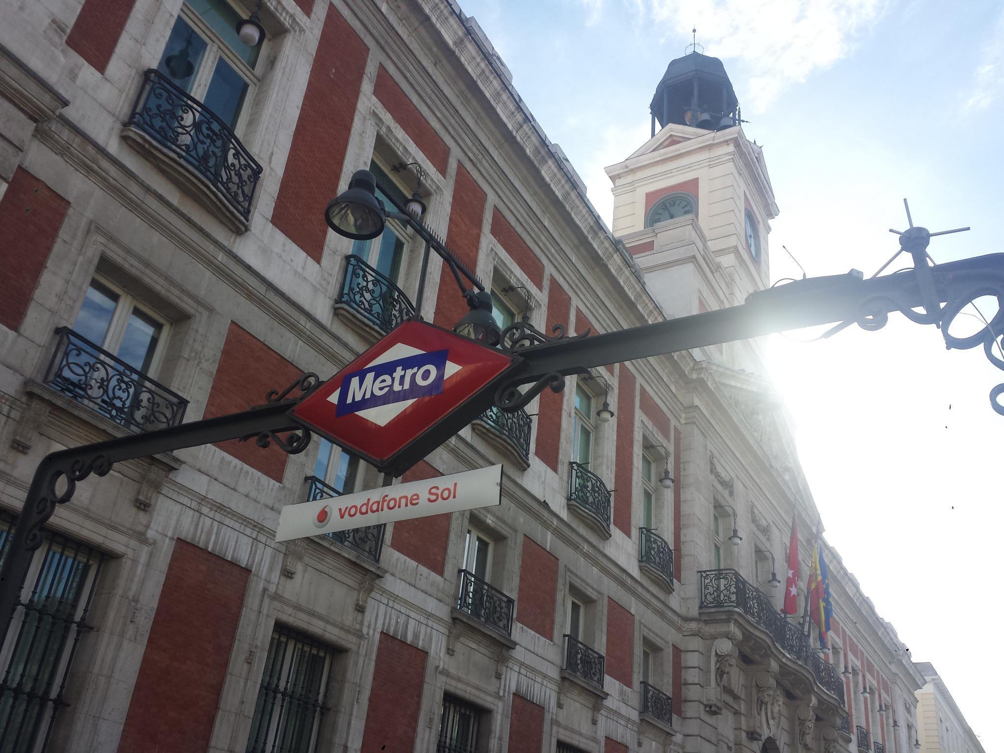 Vodafon Sol Madrid