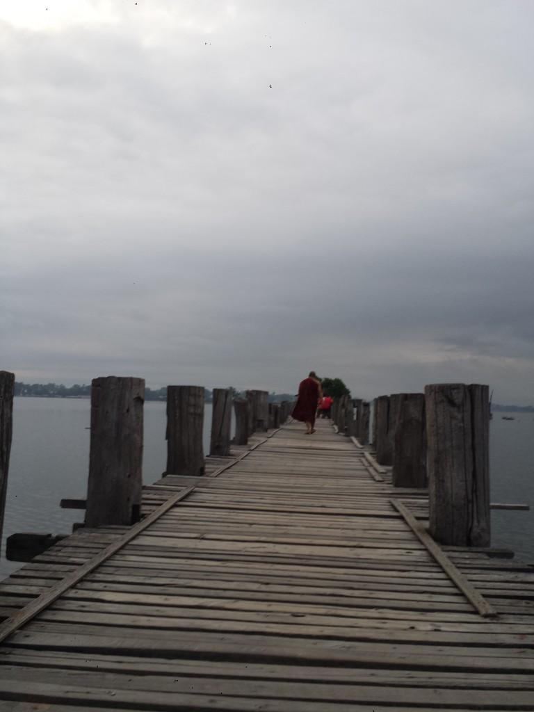 U Pein Bridge Mandalay